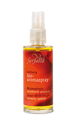 Bio-Aromaspray Kerzenschein, 80ml