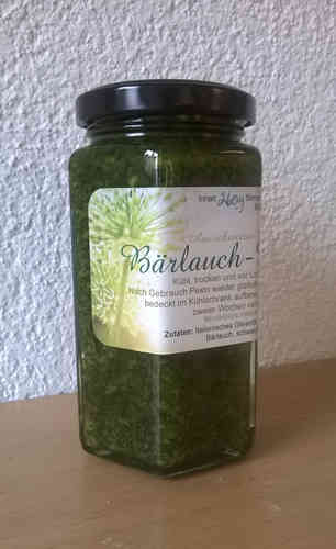 Bärlauch Pesto - gross -