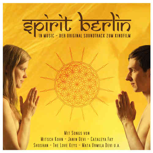 CD: Spirit Berlin - Soundtrack
