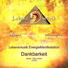 EnergieManifestation - Dankbarkeit